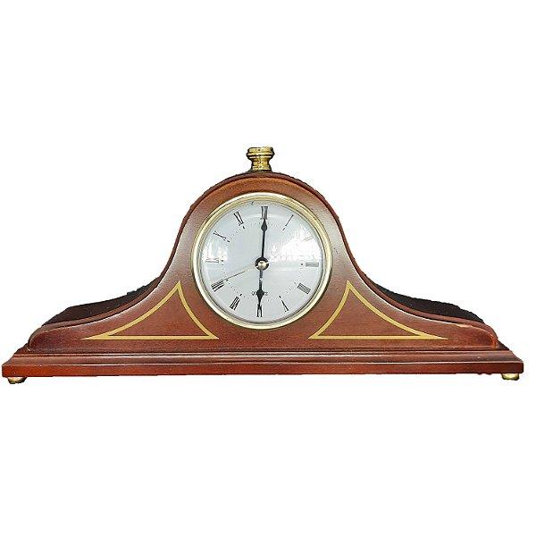 Relógio Napoleão de Mesa em Madeira