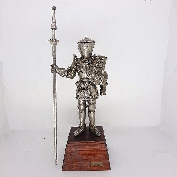 Estátua da Armadura Felipe 1 El Ermoso 1478-1506