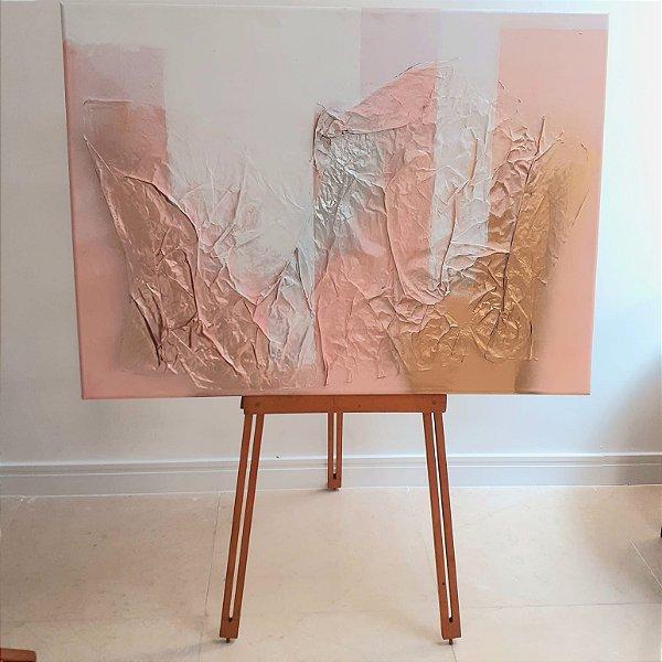 Quadro Abstrato Pintor Krambeck (81x110)