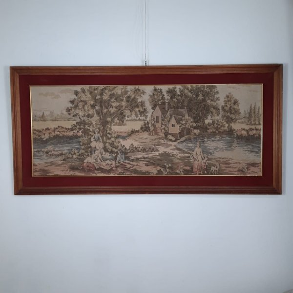 Quadro Gobelin (65x165)