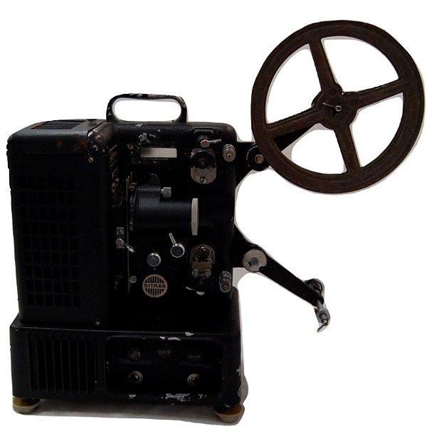 Projetor De Filme Austríaco Ditmar Antigo