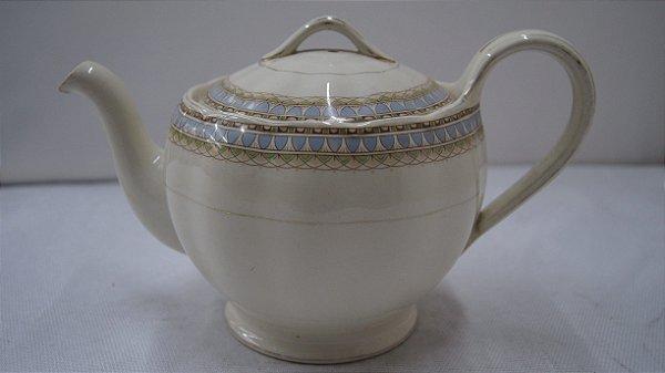 Antigo Bule Para Cha De Porcelana Grindley