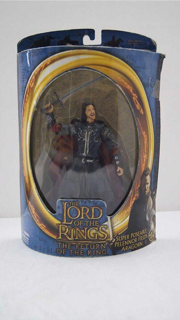 Boneco Aragorn Senhor Dos Aneis