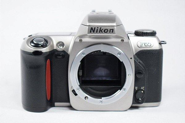 Câmera Nikon F65