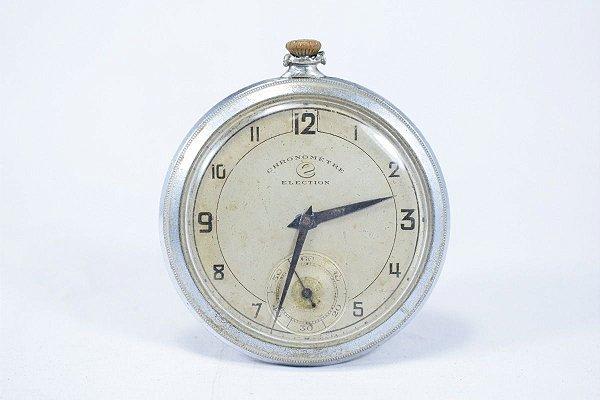 Relógio De Bolso Chronometre Election