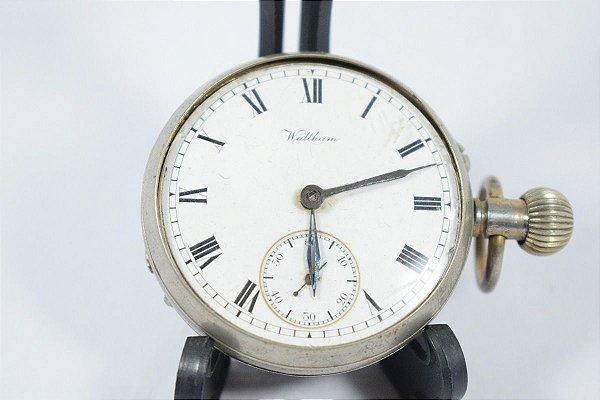Relógio De Bolso Waltham - Raridade