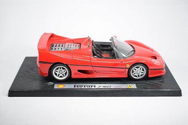 Miniatura Ferrari F50 1/18 Shell