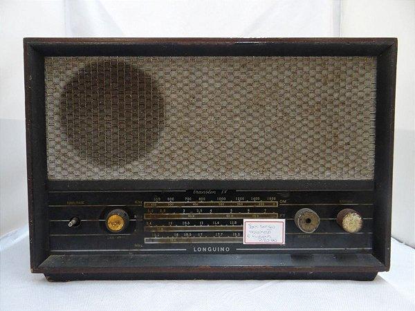 Antigo Rádio Loguino Translon Iv