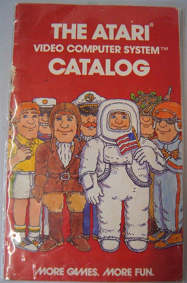 The Atari Video Computer System Catalog
