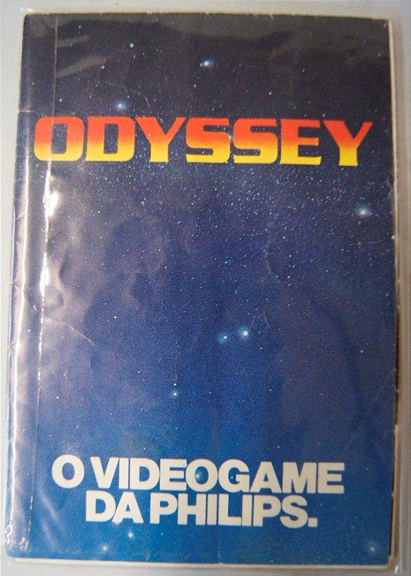 Catalogo De Video Game Odyssey