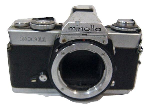 Câmera Analógica Minolta Xd 11 (Apenas Decoração)