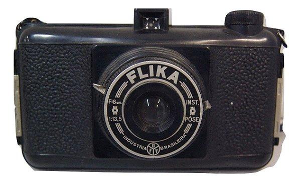 Câmera Analógica Flika