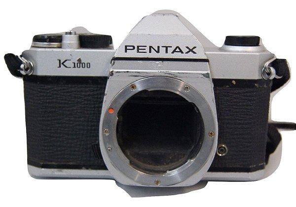 Câmera Analógica Pentax K1000