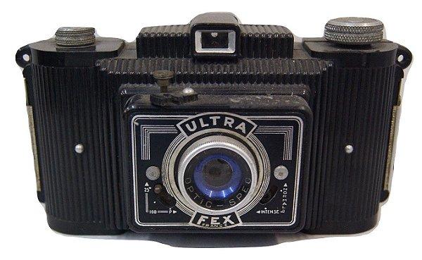 Câmera Analógica Ultra Fex (Apenas Decoração)