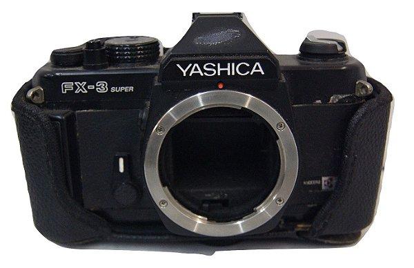 Câmera Analógica Yashica FX-3 Super (Apenas Decoração)