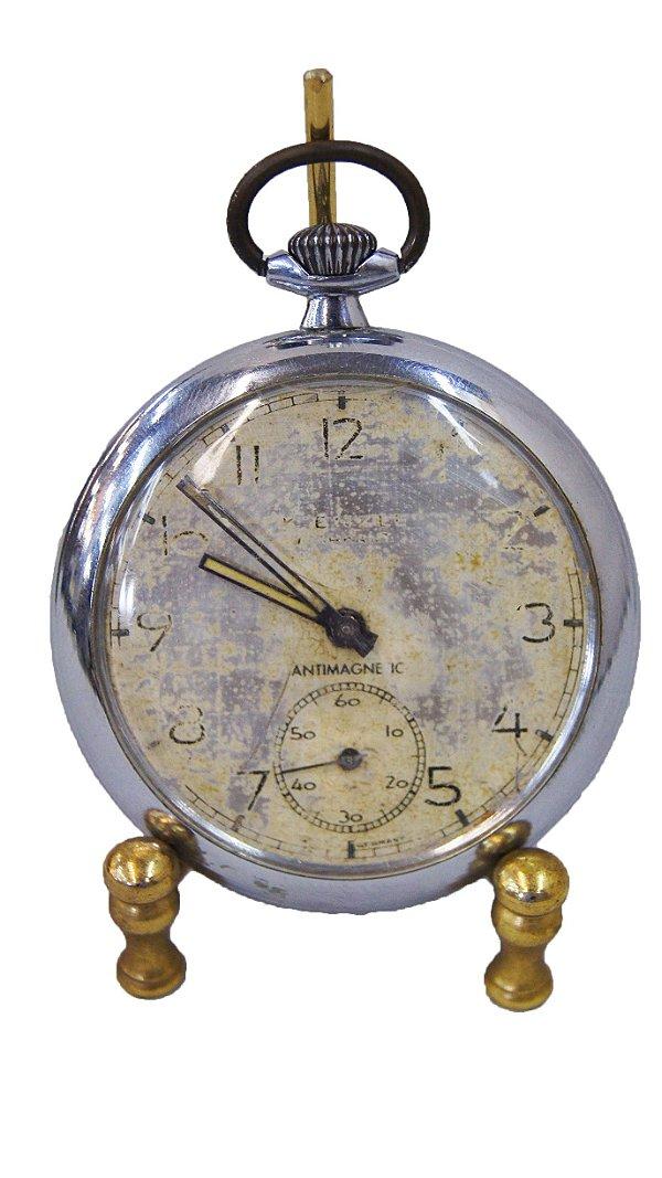 Relógio de Bolso Antigo Alemão Kienzle