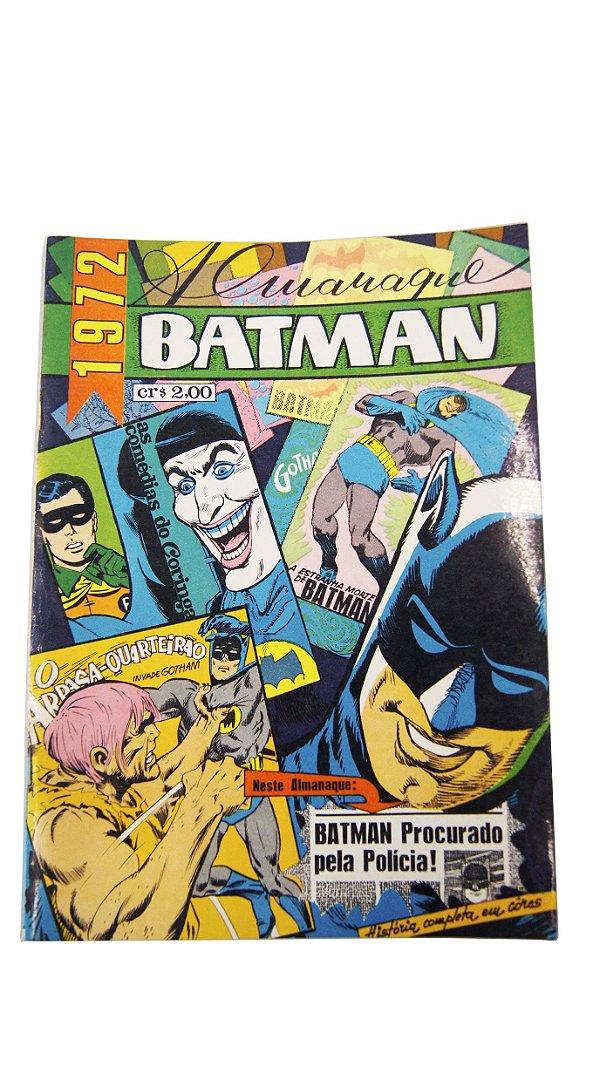 Almanaque do Batman 1972