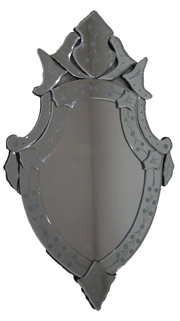 Espelho Veneziano Florido