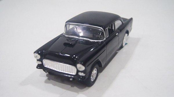 Miniatura Carro Colecionável Antigo Preto