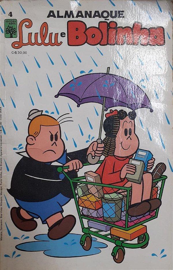 Almanaque Lulu e Bolinha Nº4