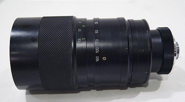 Lente Vicom MCTV 16mm-160mm