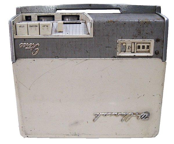 Gravador Wollensak T-1700 Rolo A Rolo Stereo