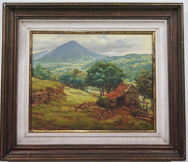 Quadro Fazenda - Daniel Straub