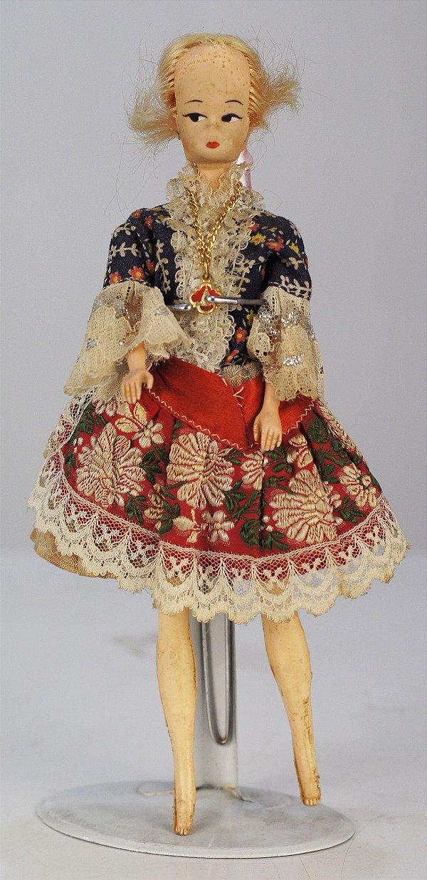 Boneca Bild Lilli Alemã Década 1950