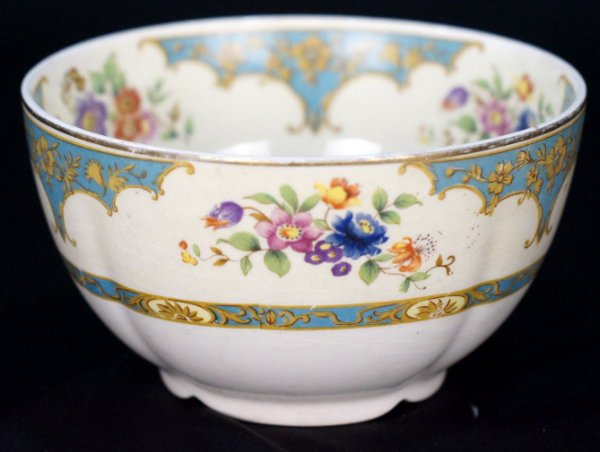 Cumbuca Porcelana Inglesa Pareek