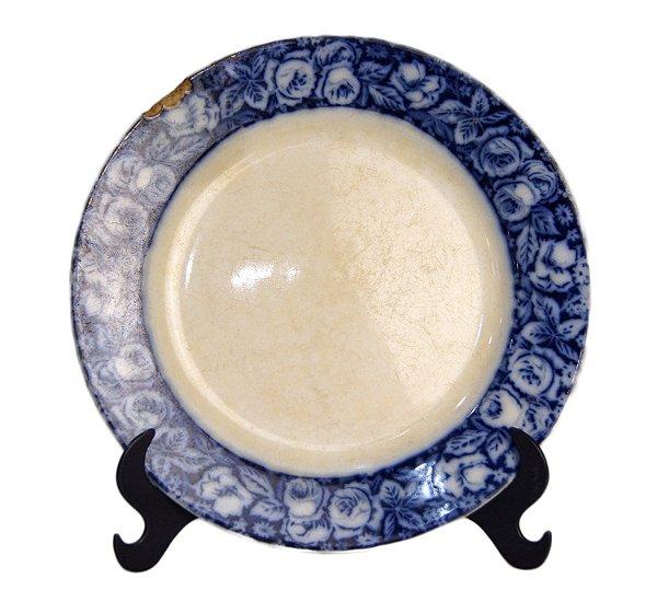 Prato Decorativo Borrão Porcelana Inglesa Grindley 140anos