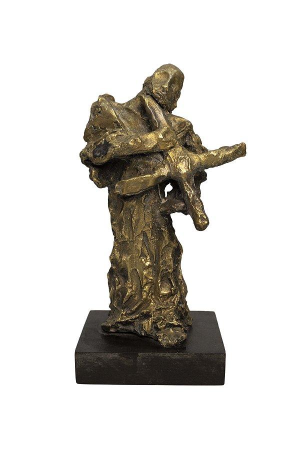 Escultura em Bronze Gagliastri