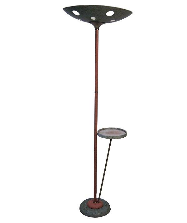 Luminária De Chão Anos 60 50 Original