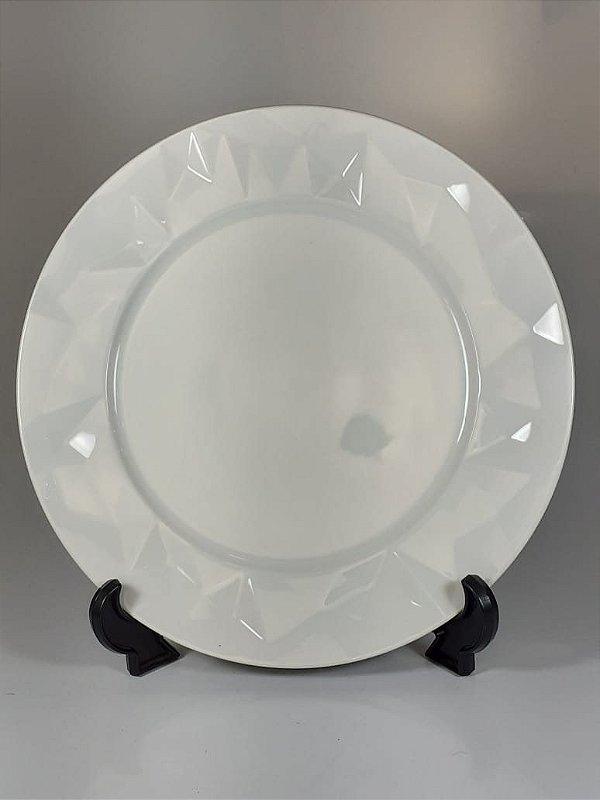 Prato em Porcelana Germer Bricolado
