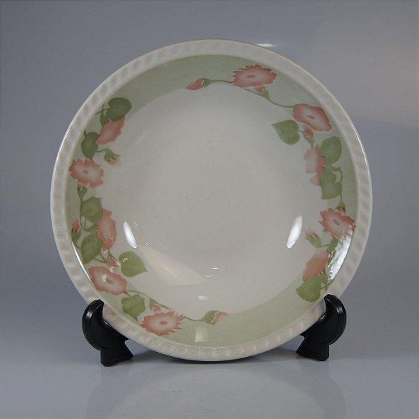 Saladeira em Porcelana Oxford Floral