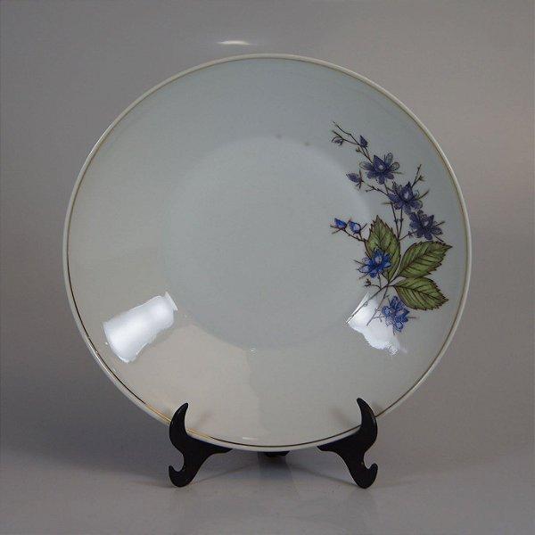 Prato em Porcelana Schmidt Floral