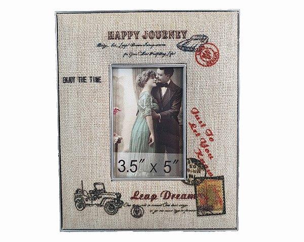 Kit 03 Porta Retrato Vintage 3,5 x 5cm