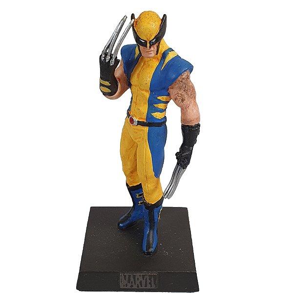 Boneco Miniatura Coleção Marvel Wolverine