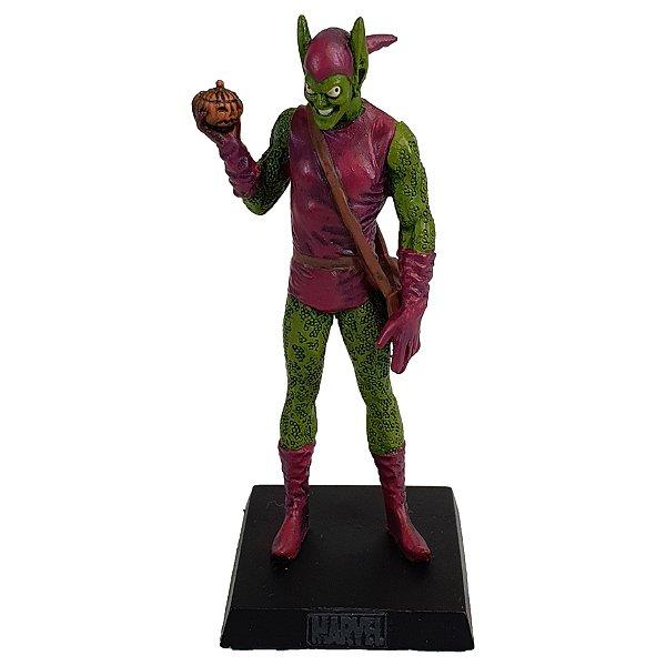 Boneco Miniatura Coleção Marvel Duende Verde