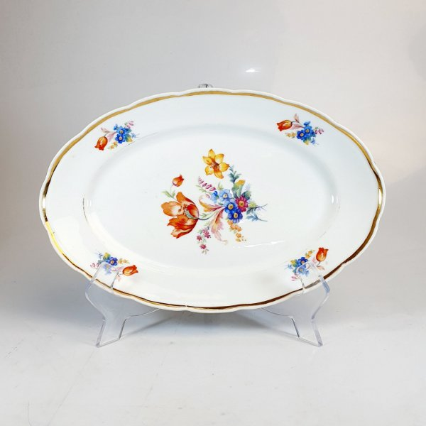 Travessa em Porcelana Itaqui Floral