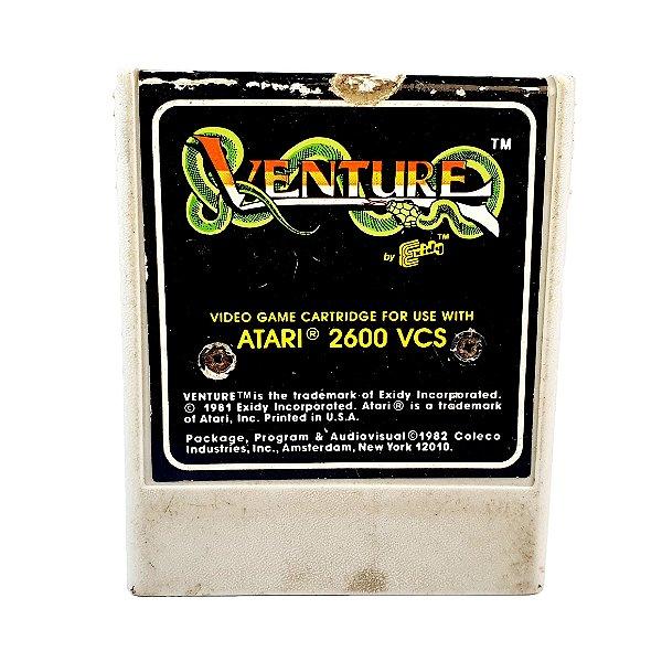 Cartucho Jogo Atari Venture