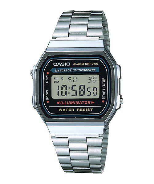 Relógio Pulso Digital Casio 3298 A168WA-1