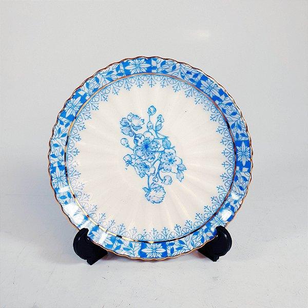Pires em Porcelana China Blau Bavaria