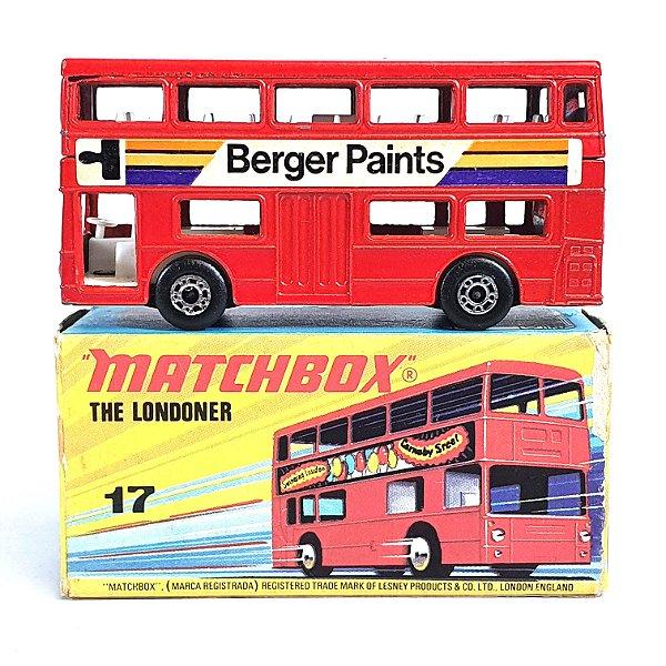 Matchbox The Londoner N 17