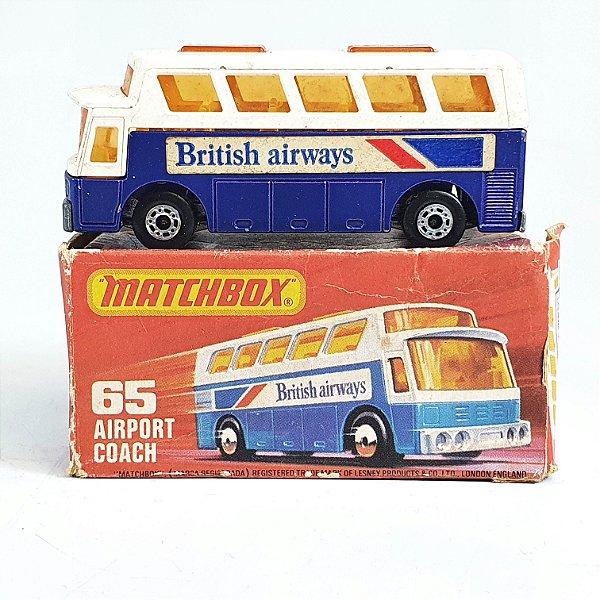 Matchbox Superfast Airport Coach N 65