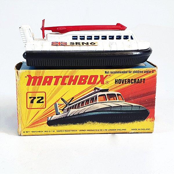 Matchbox Superfast Hovercraft N 72