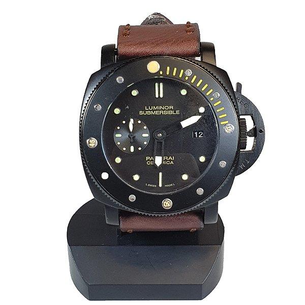Relógio de Pulso Panerai Luminor Submersible Réplica