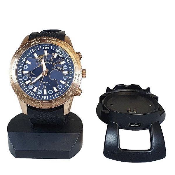 Relógio de Pulso Technos Cod 753.AD