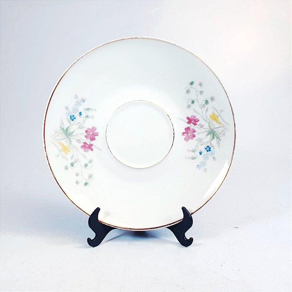 Pires em Porcelana Real Floral