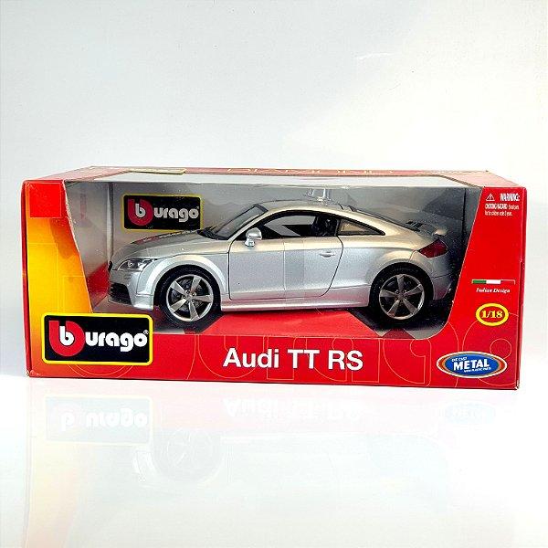Miniatura Audi TT RS Burgaro Dimond Collezione