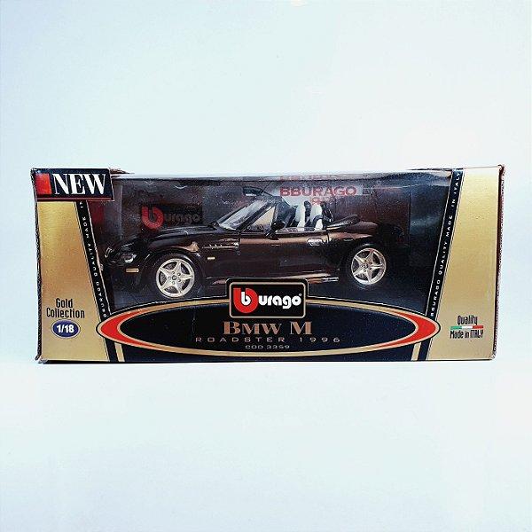 Miniatura Bmw m Roadster 1996 Burago Diamonds